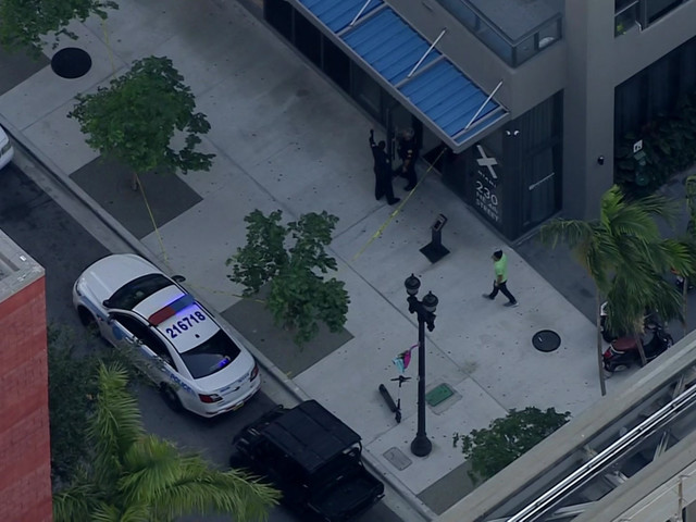 Miami Police: Woman Hospitalized, Arrest Man Thought To Be Barricaded