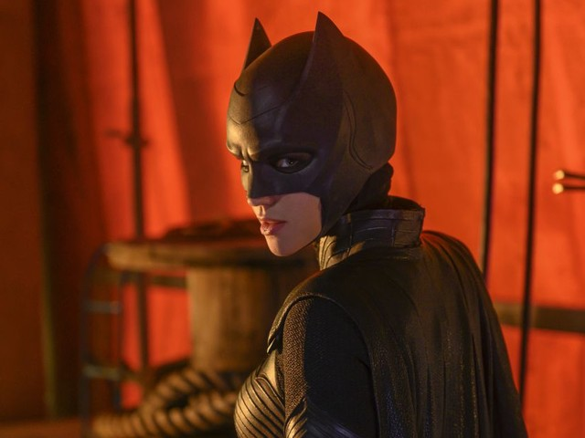 Batman casts a heavy shadow over The CW's new Batwoman series