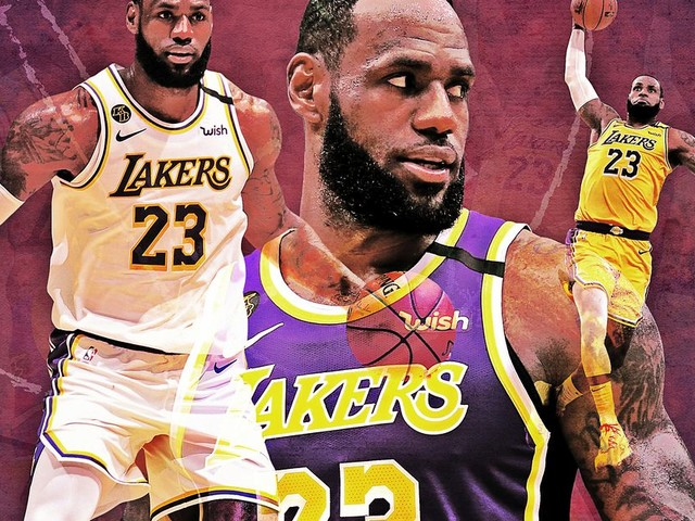 LeBron Is Past His Prime, but He's Primed to Win Another Title