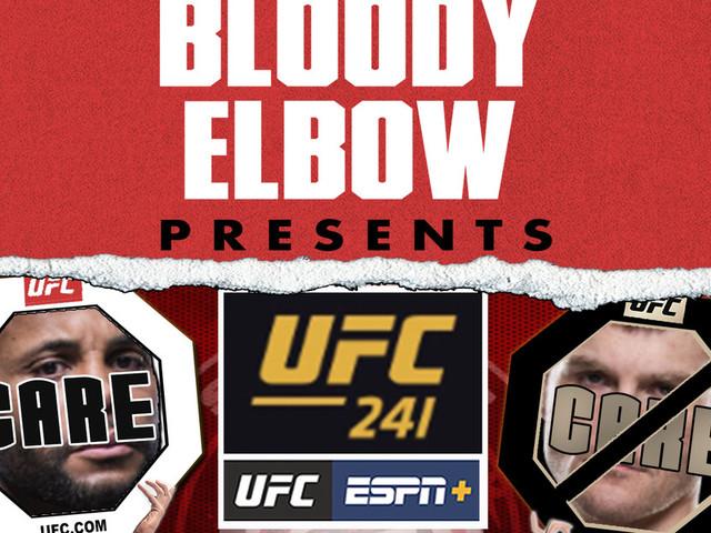 Care/Don't Care Preview - UFC 241 'Cormier vs Miocic 2' | UFC Uruguay Recap