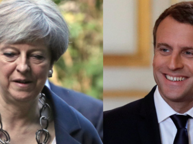 Emmanuel Macron's Party Set For Huge Parliamentary Win In France, Showing Up Theresa May Once Again