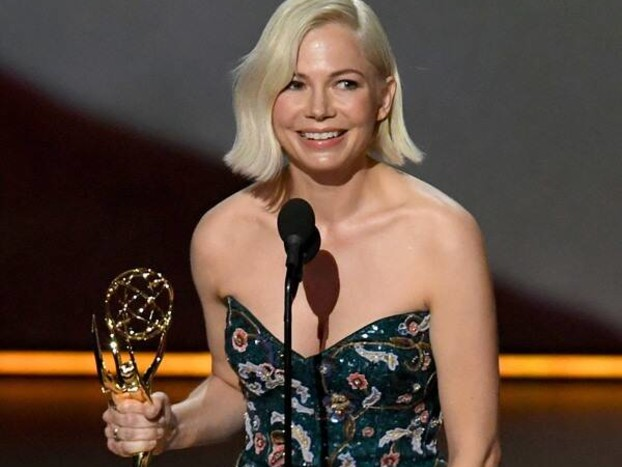 Michelle Williams Gives an Impeccable 2019 Emmys Acceptance Speech on the Importance of Equal Pay