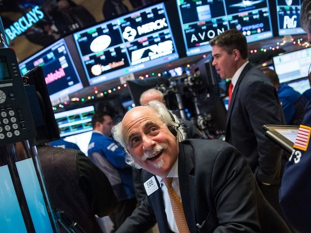 The Dow surges 500 points as Trump gives encouraging signs about a trade truce