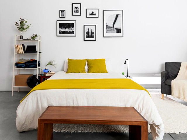 Designers Give 8 Minimalist Tips to Help Transform Your Bedroom