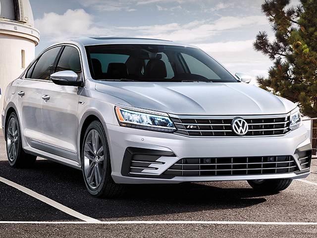 2019 Volkswagen Passat Expert Review