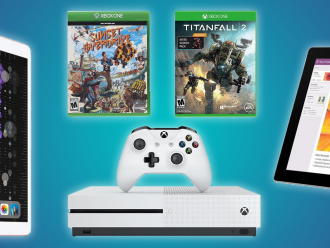 Daily Deals: A $220 Xbox One S with 2 Games, an $880 iPad Pro, a $280 Surface 3 Tablet, and More