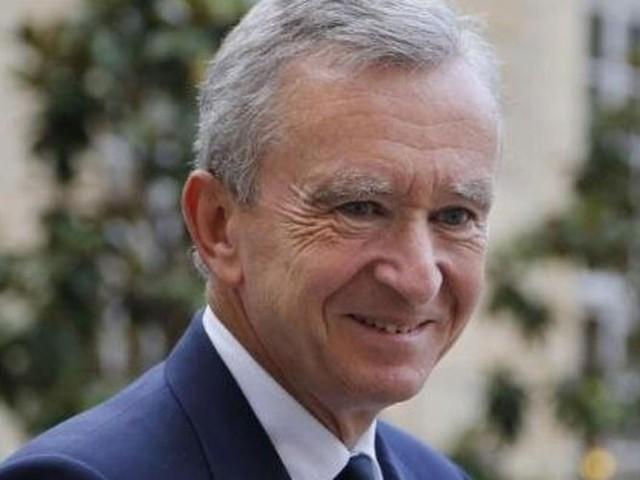 LVMH chairman Bernard Arnault buys stake in Lagardere holding company
