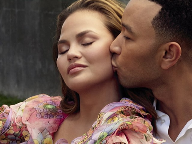 Chrissy Teigen and John Legend Did a Romantic Interview Just in Time For Cuffing Season