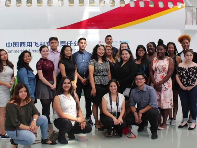Local Youth of the Year return from unforgettable 10-day China trip