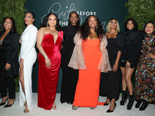 Motown, Atlantic, Roc Nation Executives Gather for Grit Before the Gram Event