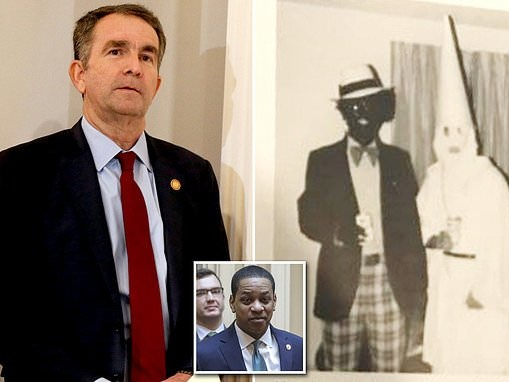 Official: Virginia governor says he won't resign over...