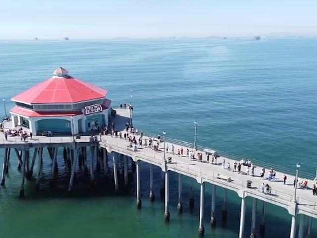 Ruby's Diner on Huntington Beach Pier closing doors permanently