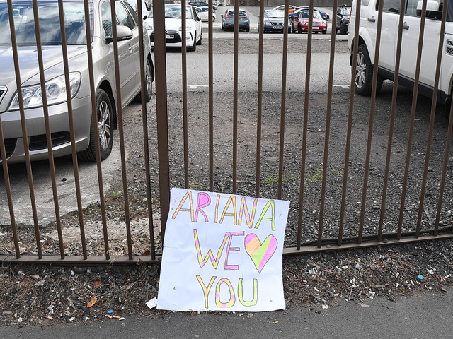 Ariana Grande Concert Targeted By Apparent Suicide Bomber