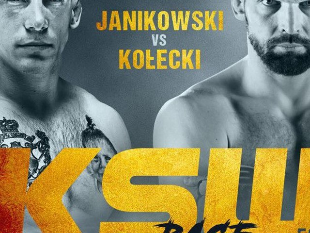 Olympic medalists collide in KSW 52 co-headliner