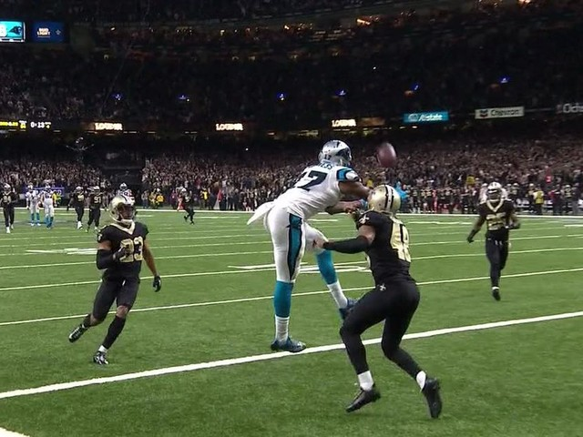 The Panthers made 3 costly mistakes in the final 2 minutes that sunk their comeback against the Saints