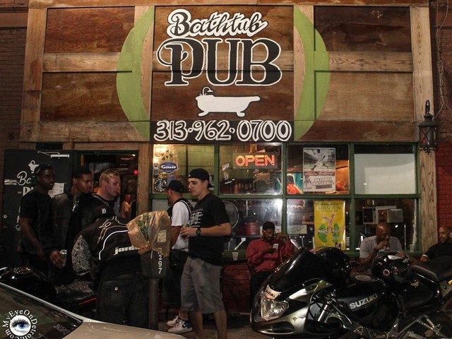 St. Brigid's Bathtub Pub in downtown Detroit has liquor license revoked