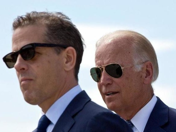 Busted: Joe Biden Intervened To Help Hunter's Lobbying Efforts On Multiple Occasions