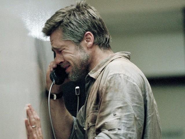 Brad Pitt hasn't cried in 20 years