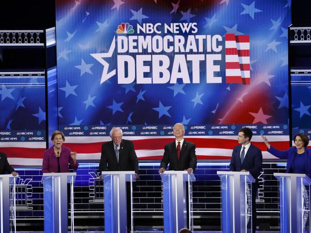 Top 5 takeaways from the Democratic debate in Nevada