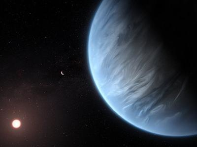 Scientists may detect signs of extraterrestrial life in the next 5 to 10 years