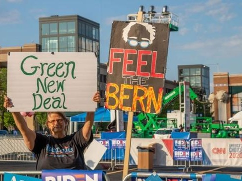 The Misanthropic Bankers Behind The Green New Deal