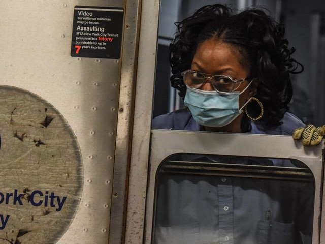 You still need to wear a mask on planes, trains, and buses — even if you've been fully vaccinated