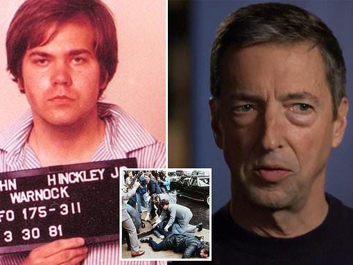 John Hinckley Jr's diary reveals he felt 'satisfied' by his assassination attempt on Reagan