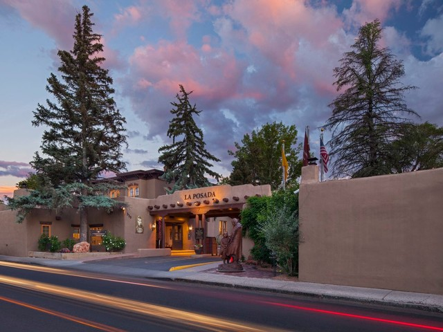 In Santa Fe, searching for a ghost and finding enchantment