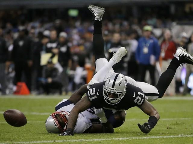 Raiders snap counts: Shuffling continues at cornerback