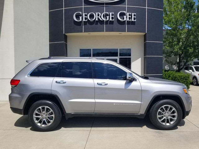 2016 Jeep Grand--Cherokee Limited