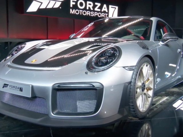Porsche Announces Most Powerful 911 in History… at the Video Game Expo