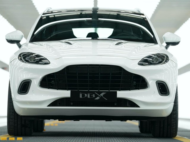 """Aston Martin Opens """"Pivotal"""" St Athan Plant In Wales, Home Of The DBX"""