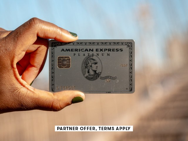 Watch the Olympics with in-depth coverage with your new Amex Platinum credit