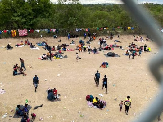 US-Mexico Border Arrests Top 200,000 For Second Straight Month