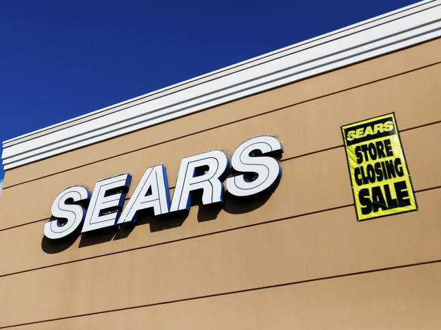 Outrage as Sears cancels life insurance benefits for up to 90,000 retirees