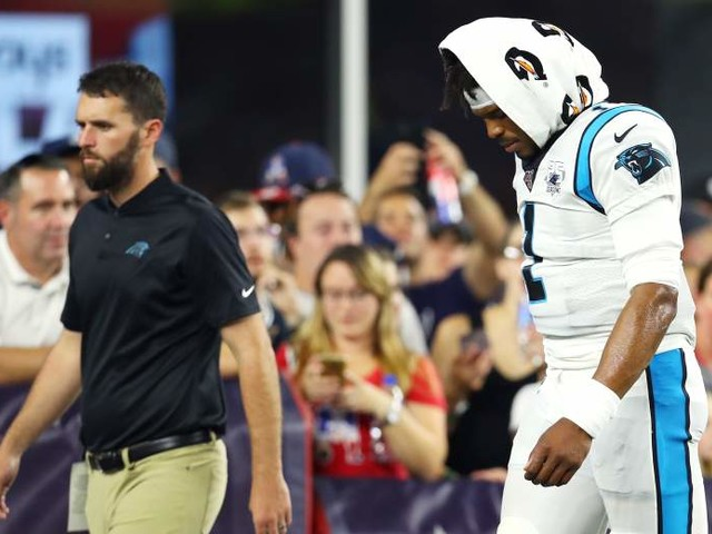 Cam Newton's Injury Status Revealed by Panthers General Manager [Report]