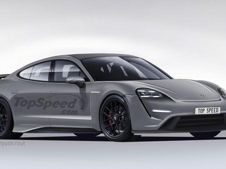 Porsche Mission E GTS