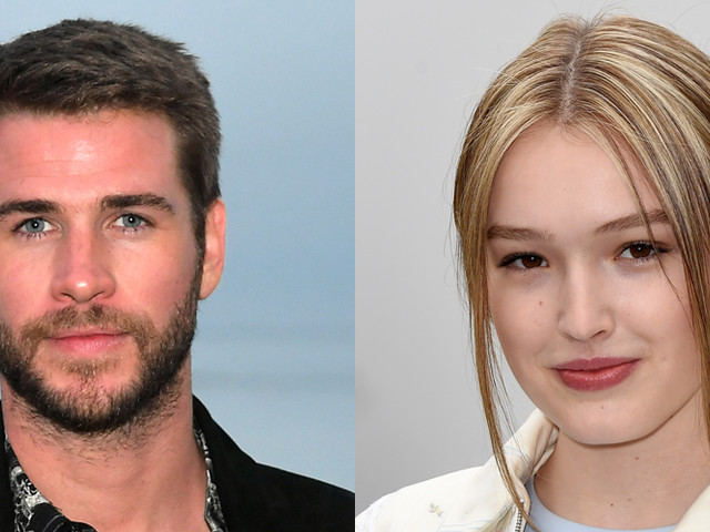 Liam Hemsworth Holds Hands with Actress Maddison Brown in New Photos