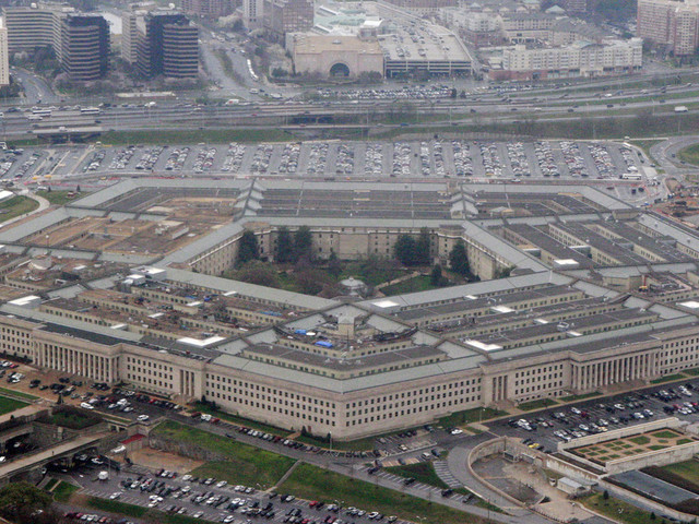 Pentagon outlines its first artificial intelligence strategy