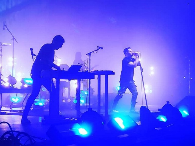 Nine Inch Nails Fit Rarities Into North American Tour Opener