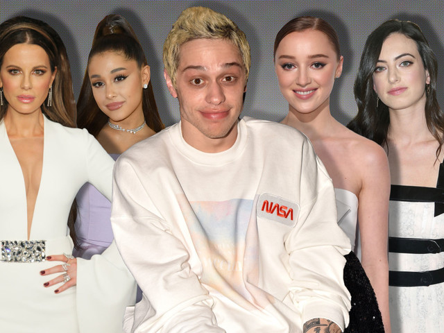Pete Davidson's dating history: His long list of girlfriends and exes