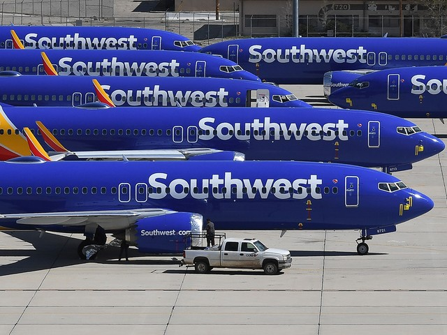 Southwest Airlines reaches settlement with Boeing over damages from 737 Max grounding