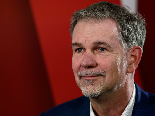 Netflix Won't Be Part of Apple's Video Service, CEO Reed Hastings Confirms