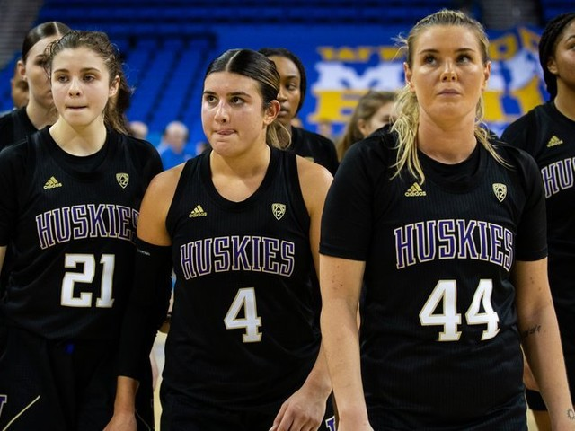 UW women give No. 10 UCLA a scare, but Bruins prevail in overtime