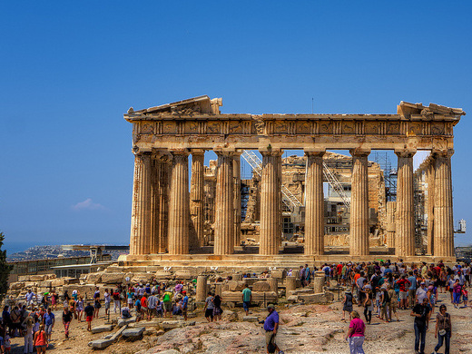 Scandinavian Airlines: Washington D.C. – Athens, Greece. $448 (Basic Economy) / $503 (Regular Economy). Roundtrip, including all Taxes