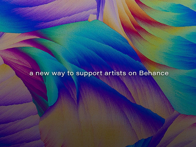 Behance Beta Tests Patreon-Like Subscriptions for Select Artists