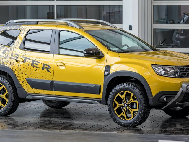 Dacia Duster Was EU's Second Best-Selling Car In August Behind The VW Golf – See How The Rest Fared