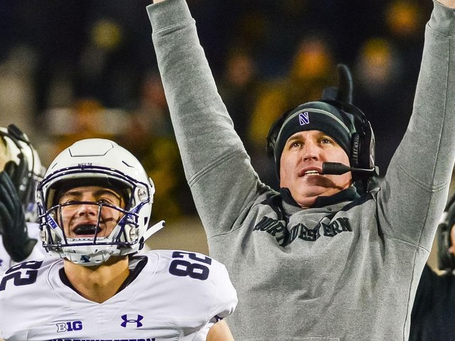 How the hell did Northwestern just win the Big Ten West?