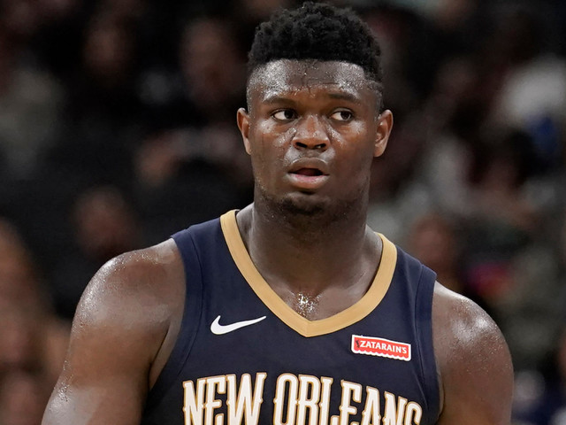 Pelicans' Zion Williamson out 6-8 weeks after knee surgery
