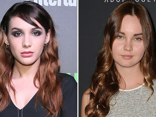 Hannah Marks, Liana Liberato to Star in High School Comedy 'Banana Split'